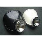【OSCAR】頭燈罩組 4.5 Type C (黒色塑膠)