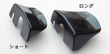【OSCAR】Tail visor Lucas 尾燈用 (短) (黒色塑膠) - 「Webike-摩托百貨」