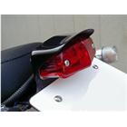 【OSCAR】Tail visor Lucas 尾燈用 (長) (黒色塑膠)