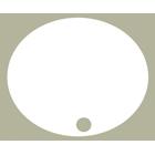【HollyEquip】側蓋號碼牌底色貼紙