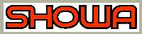 【HollyEquip】SHOWA 貼紙(Small) - 「Webike-摩托百貨」
