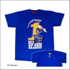 74Daijiro ロケッター 2 HE's THE HERO TShirt