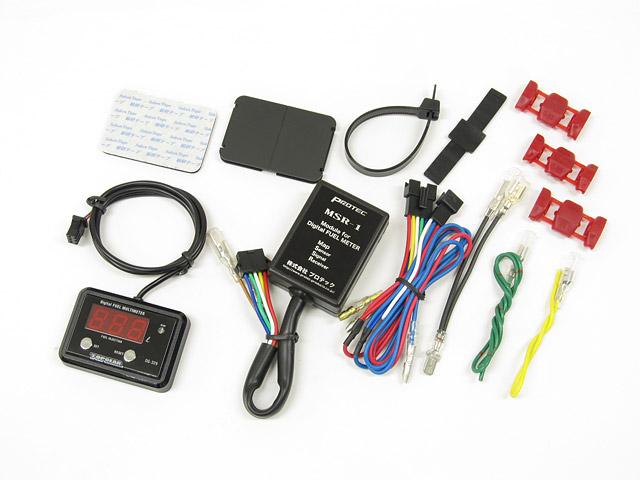 【PROTEC】DG-HD01 數位油量表 SportSter 1200 - 「Webike-摩托百貨」