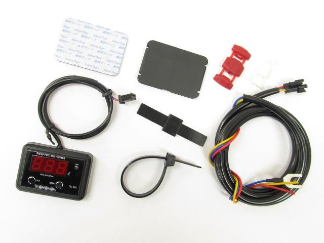 【PROTEC】DG-HD02 數位油量表 XL1200 SportSter 07- 専用 - 「Webike-摩托百貨」