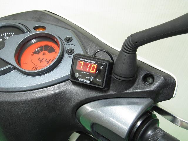 【PROTEC】DG-Y01 數位油量表 Cygnus X 専用 - 「Webike-摩托百貨」