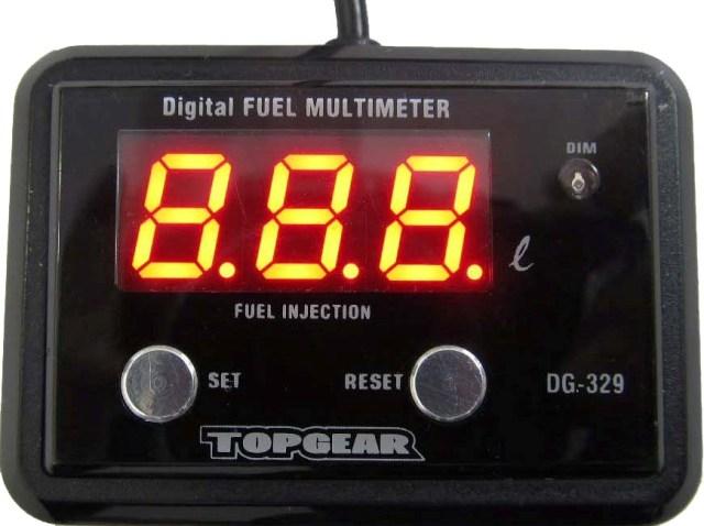 DG-H01 數位油量表 PCX専用