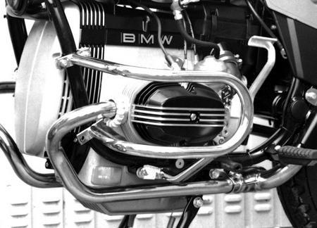 汽缸頭引擎保桿 (一對)