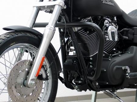 引擎保桿 黑色