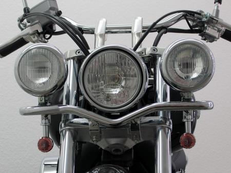 【Fehling】輔助燈支架 (Deluxe 頭燈改裝用) - 「Webike-摩托百貨」