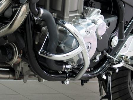 引擎保桿 (鍍鉻)