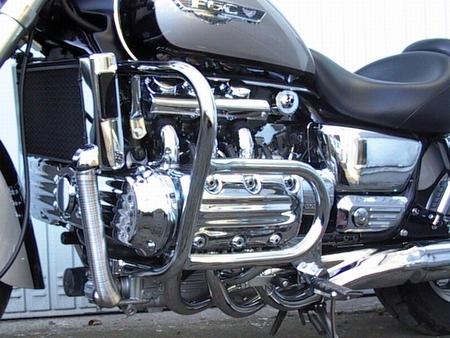 引擎保桿 (30mm 汽缸頭保桿)