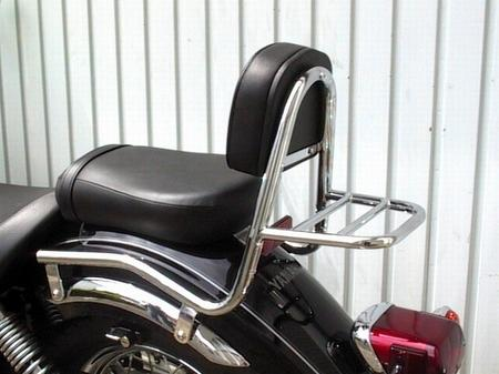 Sissy Bar 後靠背 (with Luggage Carrier)