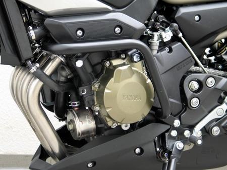 引擎保桿 (economic 黑色)
