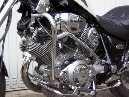 引擎保桿 (一對)