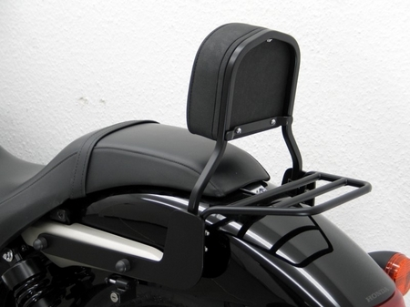 Sissy Bar 後靠背 (Special / Side Plate 黑色)