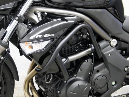 【Fehling】引擎保桿 (黑色) - 「Webike-摩托百貨」
