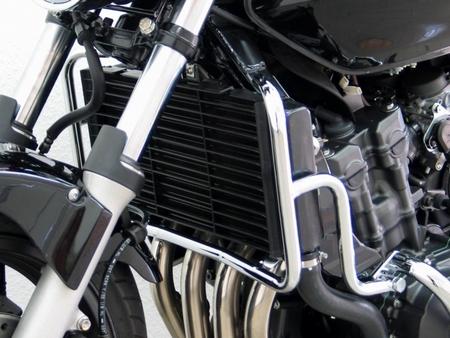機油冷卻器保桿 (黑色)