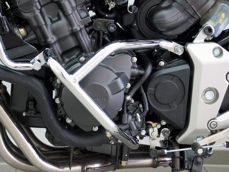 引擎保桿 (黑色)