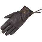 【ROUGH&ROAD】冬季拉鍊皮革手套