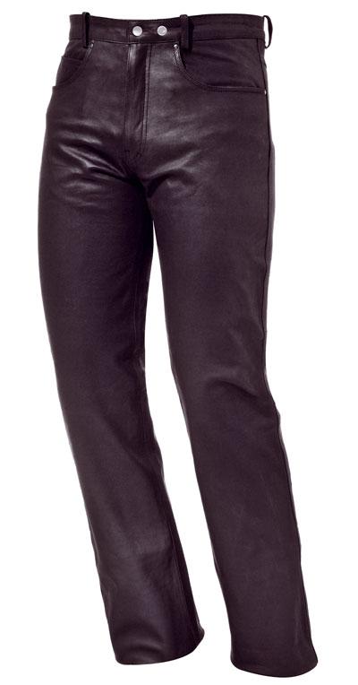 皮革防摔褲「COOPER」