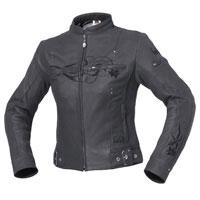 皮革騎士外套「ALINA」