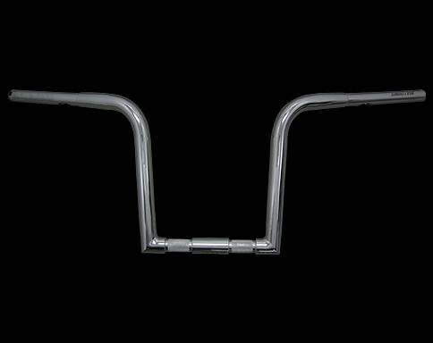 【Neofactory】FXSTS用Outlaw Narrow Fat  Ape Bar把手12吋 鍍鉻 - 「Webike-摩托百貨」