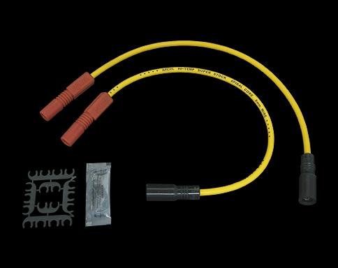 火星塞接頭含矽導線 8mm 螺旋線芯