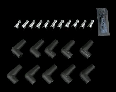 7-8mm線用 90度火星塞接頭