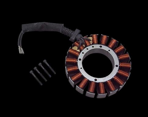 Accelerator 發電線圈