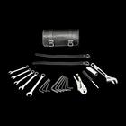 【Neofactory】皮革工具防水包&工具組套 黑色 13/16吋・21mm Plug