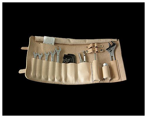 【Neofactory】皮革工具防水包&工具組套 生成 13/16吋・21mm Plug - 「Webike-摩托百貨」
