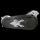 【Neofactory】薄型皮帶套件 碳纖維型 外蓋 90-06y Softail用