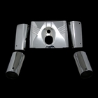 【Neofactory】鍍鉻前叉飾蓋套件&滑動蓋 86-08y FLST