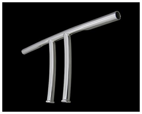 山本製作所 10吋山本式操縦管II 直 有凹痕 不鏽鋼