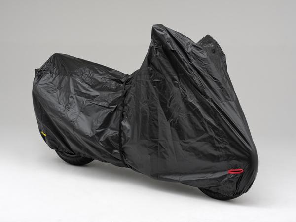 標準型黑色摩托車罩