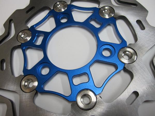 【Rin Parts】BD-2 浮動式煞車碟盤組 - 「Webike-摩托百貨」