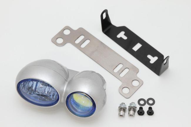 魚眼型頭燈