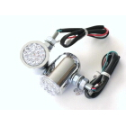 【Rin Parts】LED 電鍍方向燈