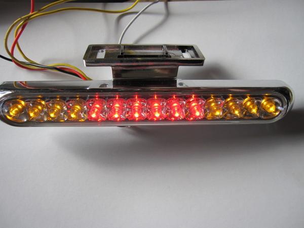 LED 方向燈尾燈一体型