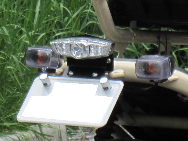【Rin Parts】Custom LED 尾燈套件VR1 - 「Webike-摩托百貨」
