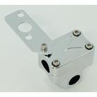 【Rin Parts】鋁合金電鍍把手固定座