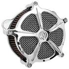 【RSD Roland Sands Design】空氣濾清器 (VENTURI SPEED 5/鍍鉻)