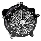 【RSD Roland Sands Design】空氣濾清器 (VENTURI SPEED 7/鍍鉻)
