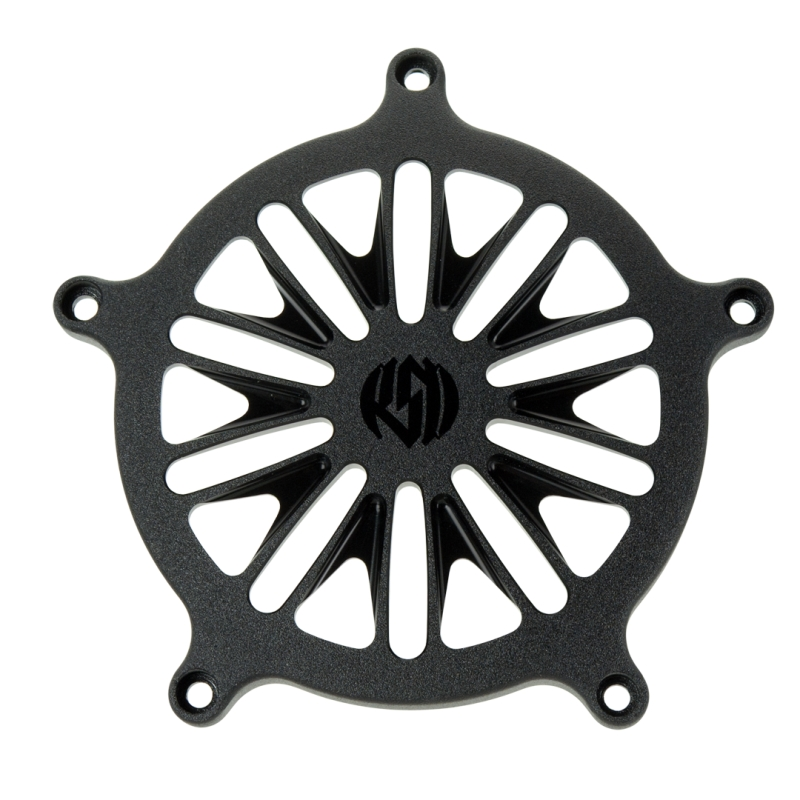 RSD/PM 空氣濾清器用飾蓋 (BOSS/ 黑色-OPS)