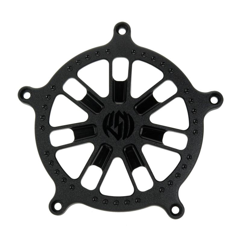 RSD/PM 空氣濾清器用飾蓋 (SLAM/黑色-OPS)