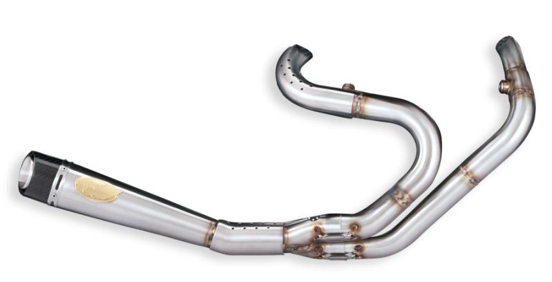 SLANT 2-INTO-1 全段排氣管 (Works)