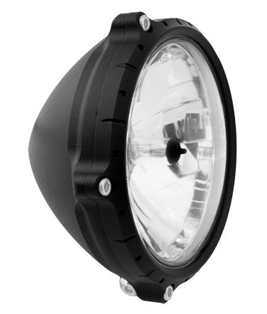 【RSD Roland Sands Design】CHRONO 頭燈 (消光黑) - 「Webike-摩托百貨」
