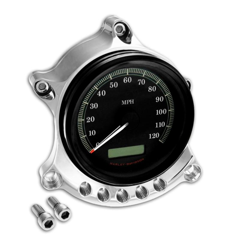 Cafe Gauge 儀錶安裝底座 & 頭燈位移 (電鍍)