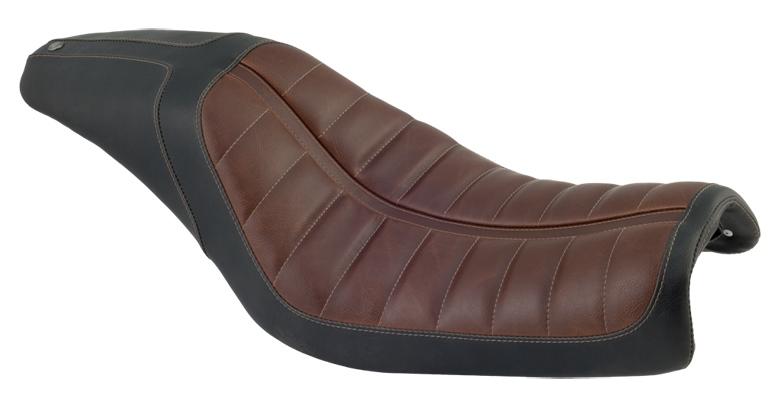 2-UP 坐墊 (ENZO 咖啡色&黑色)