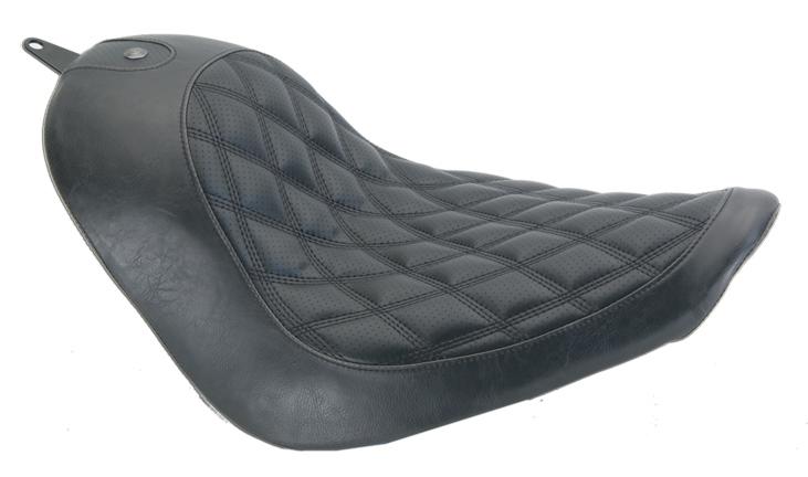 200mm 輪胎 後土除套件用 單坐墊 (BOSS)